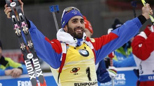 Биатлонист Фуркад призвал кбойкоту Кубка мира из-за уличенных вдопинге граждан России