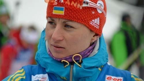 Лаура Дальмайер выиграла персональную гонку наэтапе Кубка мира побиатлону