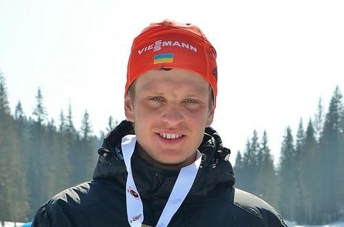Омский биатлонист взял золото исеребро наКубке Европы