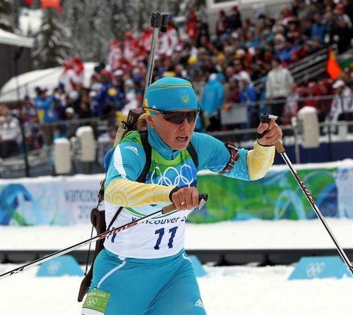 Сборная Украины едва невыиграла медаль начемпионате мира побиатлону