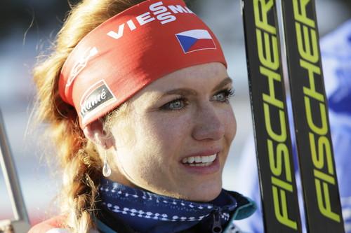 Чешская биатлонистка Коукалова выиграла спринт наЧМ