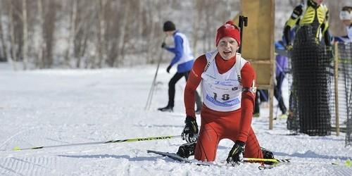 Жители России выиграли две медали наюниорскомЧМ побиатлону