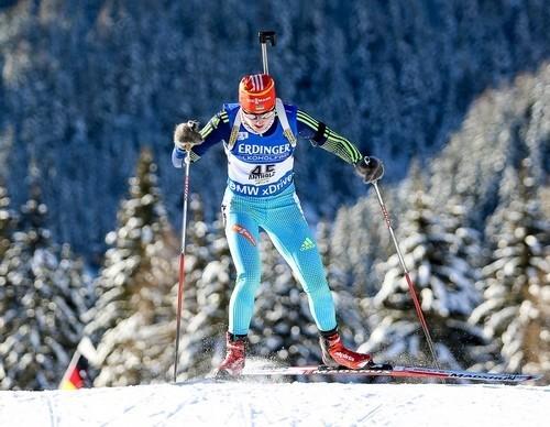 Русская биатлонистка Кайшева выиграла спринт наэтапе Кубка IBU вШвейцарии