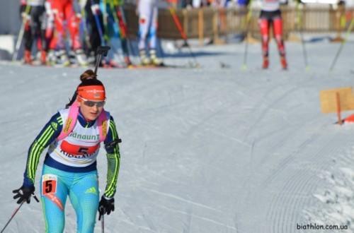 Российские биатлонисты стали вторыми наэтапе Кубка IBU