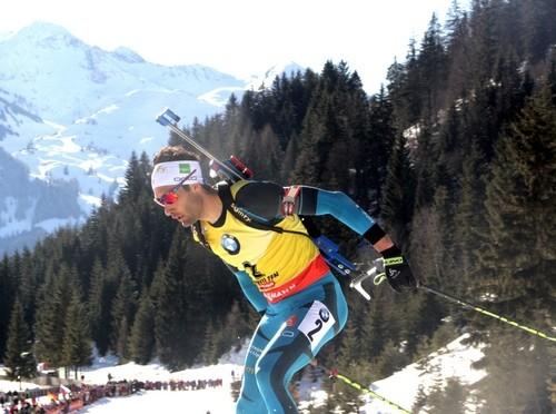 Эстафетные гонки завершают этап Кубка мира побиатлону вОберхофе